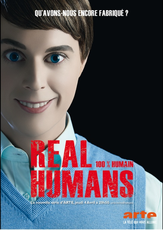 Real Humans Serie